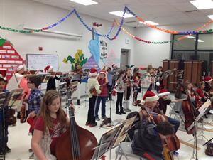 Dalton December Strings Concert